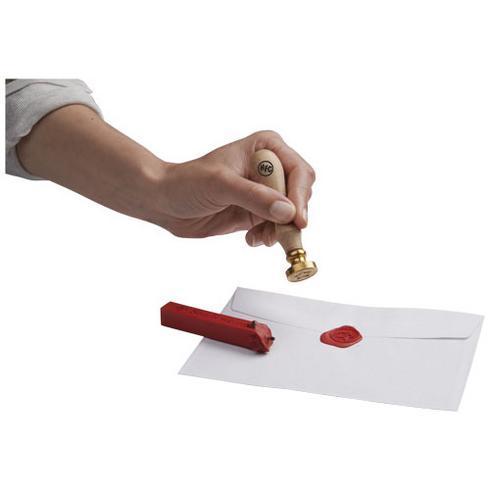 Waxed sæt til brevforsegling
