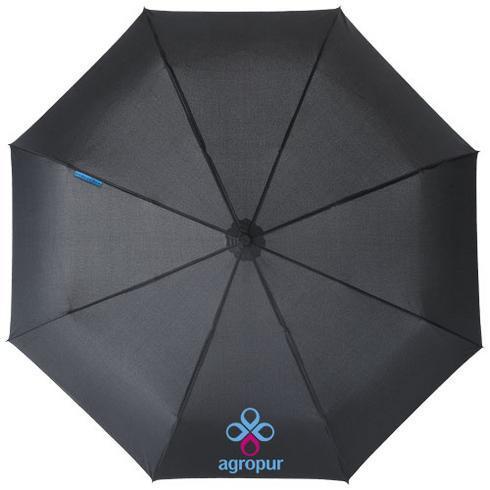 """Trav 21,5"""" foldbar, fuldautomatisk paraply"""