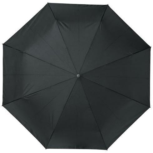 Bo 53 cm fuldautomatisk paraply af genbrugs-PET