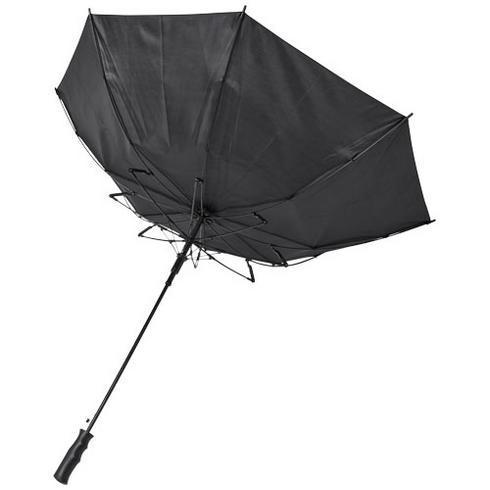 Bella 58 cm vindfast paraply med automatisk åbning