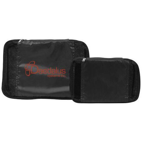Rejsetasker - sæt med 2 stk