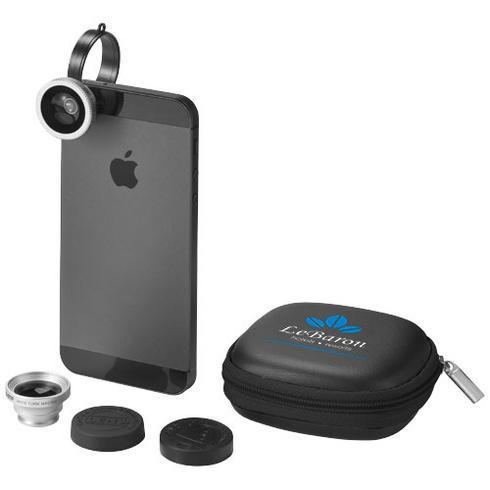 Prisma objektivsæt til smartphone