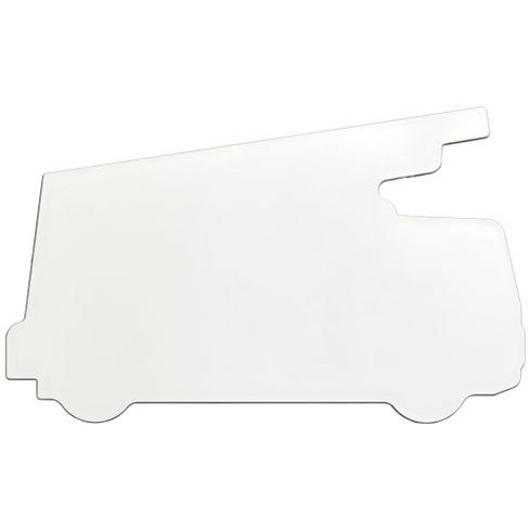 Walker 15 cm brandbilsformet plastiklineal