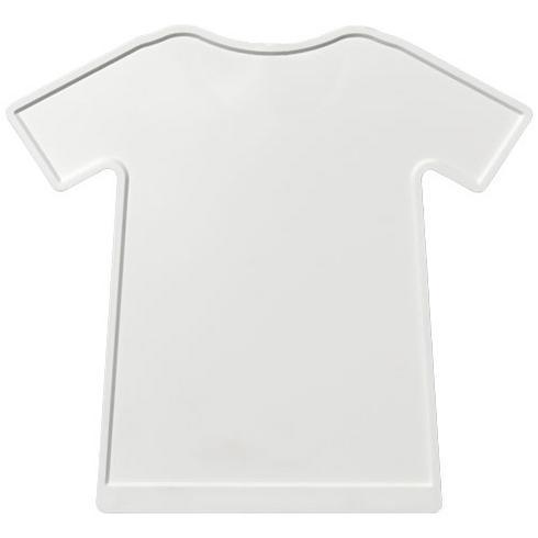 Brace isskraber formet som en t-shirt