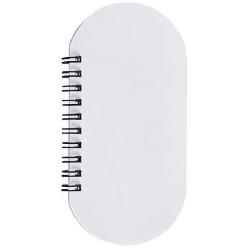 Capsule notesbog