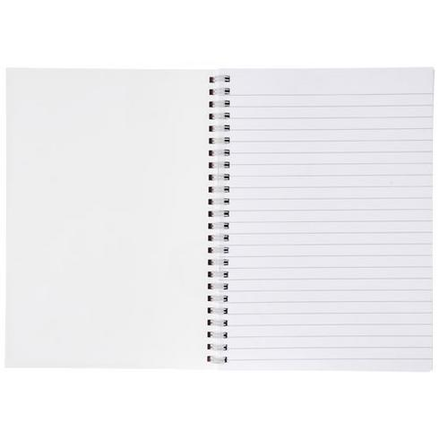 Desk-Mate® A5 notesbog syntetisk omslag