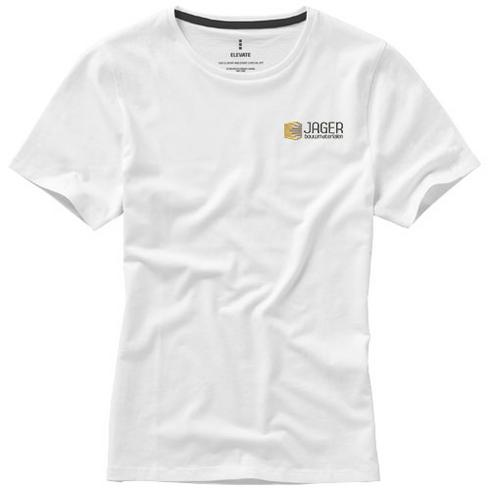 Nanaimo kortærmet t-shirt til kvinder
