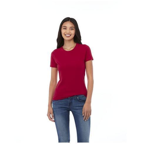 Balfour kortærmet økologisk T-shirt, dame