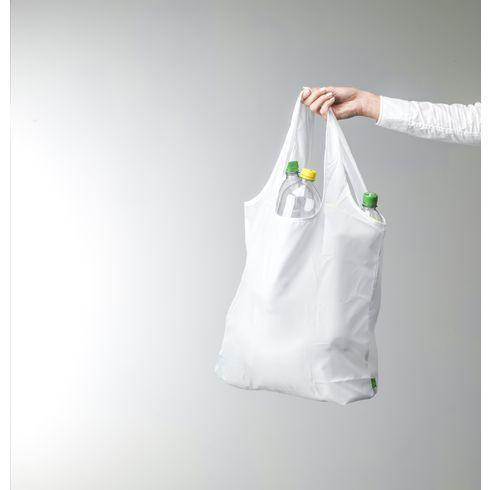 Kierrätetty taitettava ostoskassi  rPET