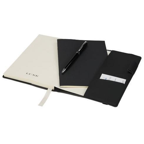 Aria-muistivihko ja kynä, lahjasetti