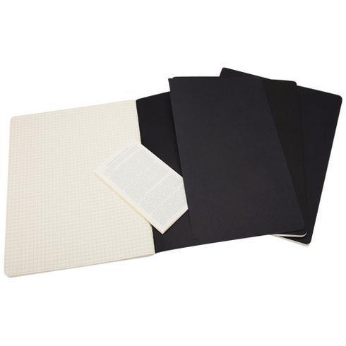 Cahier Journal-muistivihko, XL-koko - ruutu