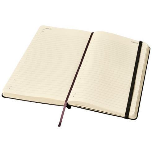 Laajennettava Classic Expanded L -muistikirja, kovakantinen - viivoitettu