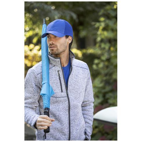"""30"""" Yfke-golfsateenvarjo EVA-kahvalla"""
