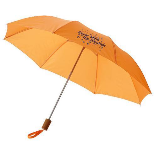 """20"""" Oho-sateenvarjo, taitettava"""