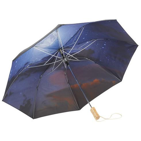 """21"""" Clear-night-sateenvarjo, taitettava, automaattisesti avautuva"""