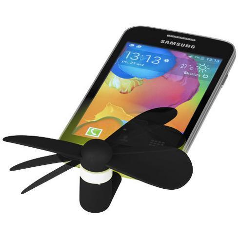 Airing-tuuletin Micro-USB:llä
