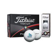 Titleist Pro V1x balle de golf