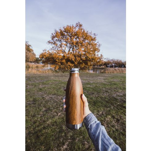 Topflask Wood 500 ml bouteille