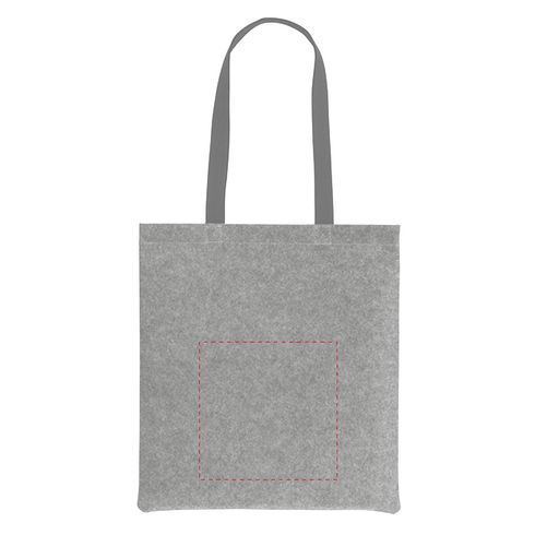 Feltro RPET Shopper sac de courses