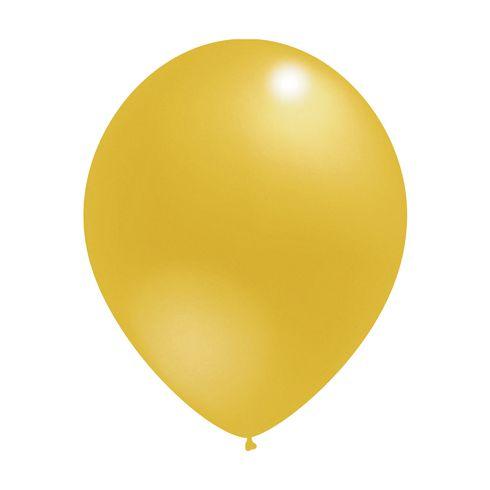 Ballons métallisés 35 cm
