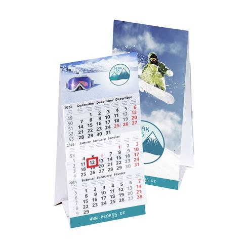 Colour Start calendrier trimestriel