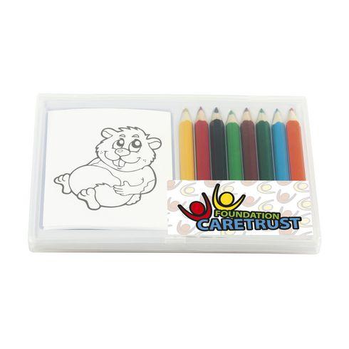 Young Artist ens. à colorier