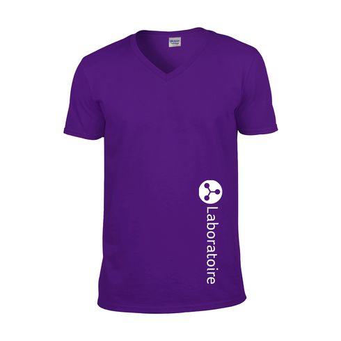 Gildan Quality-V-shirt hommes