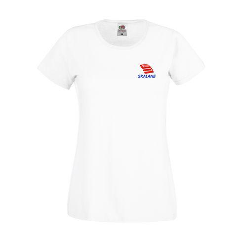 Fruit Target t-shirt femmes
