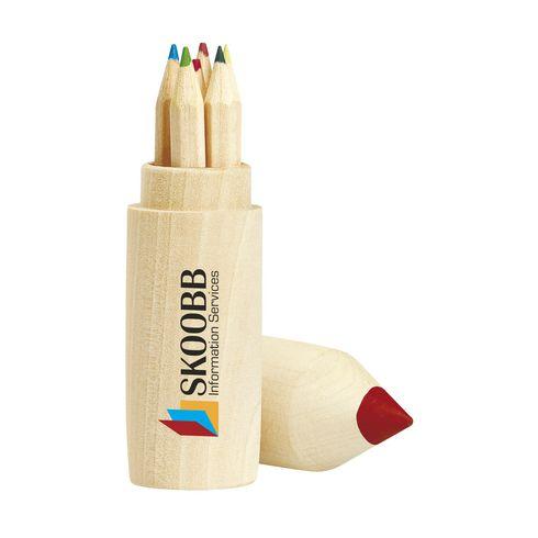 ColorWoody crayons de couleur