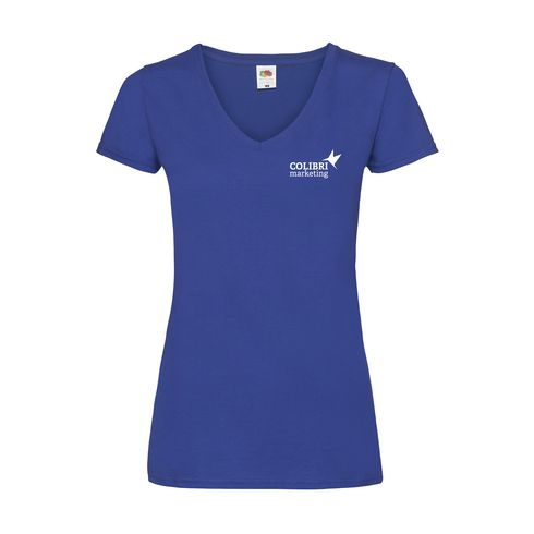 Fruit Quality V-shirt femmes