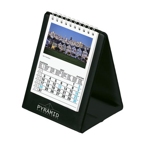 Skyline calendrier 4 langues