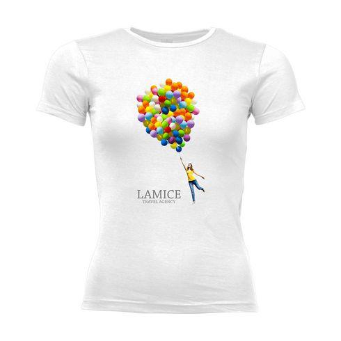 SoL's California Tshirt femmes