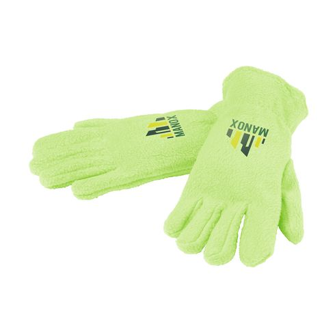 Gants en fleece