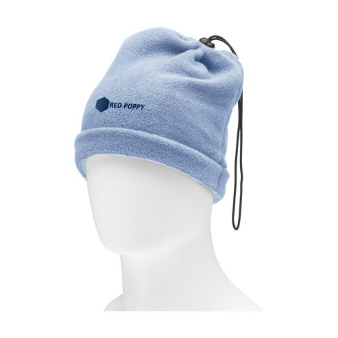 Fleece Combi bonnet 2-en-1