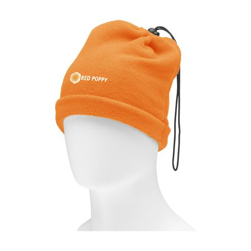 Fleece Combi bonnet 2-en-1