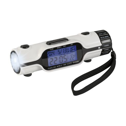 TravelTime 2-en-1 lampe torche