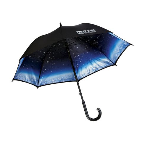 Image Cloudy Night parapluie