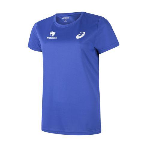 Asics Top-Tee t-shirt de sport femme