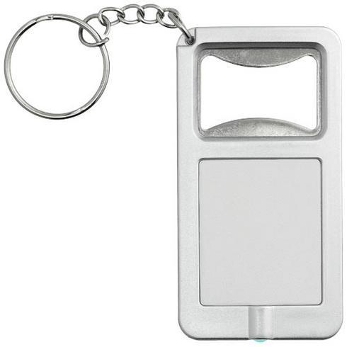 Porte-clés ouvre-bouteille avec lampe Orcus