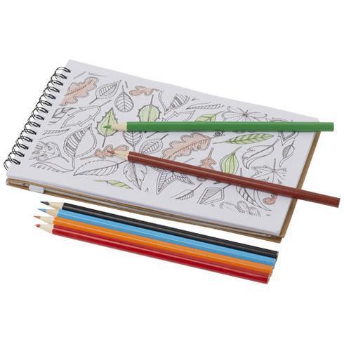 Set de coloriage Hoppi