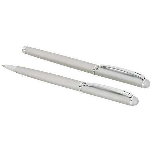 Parure stylo à bille et roller Andante