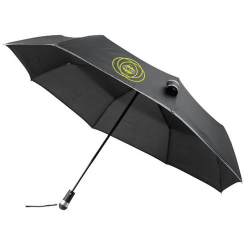 """Parapluie pliable LED à ouverture/fermeture automatique 27"""" Luminous"""