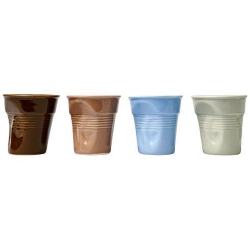 Ensemble de gobelets à espresso 4 pièces Milano