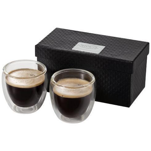 Ensemble de verres à espresso 2 pièces Boda