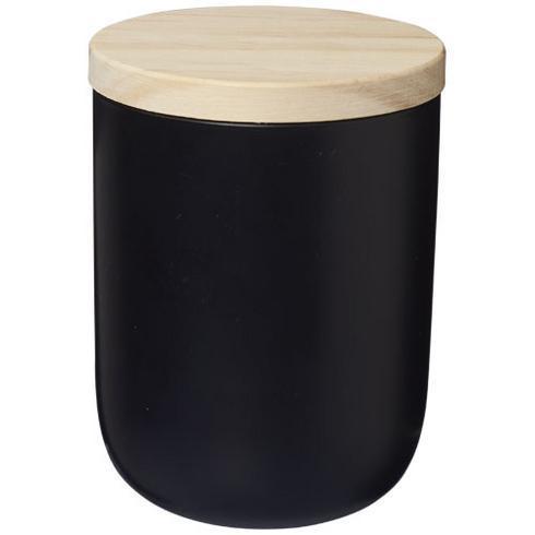 Bougie Lani avec couvercle en bois