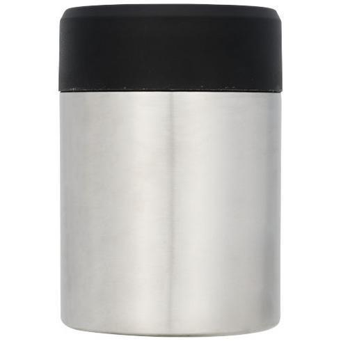 Conteneur alimentaire isotherme avec isolation vide et couche de cuivre
