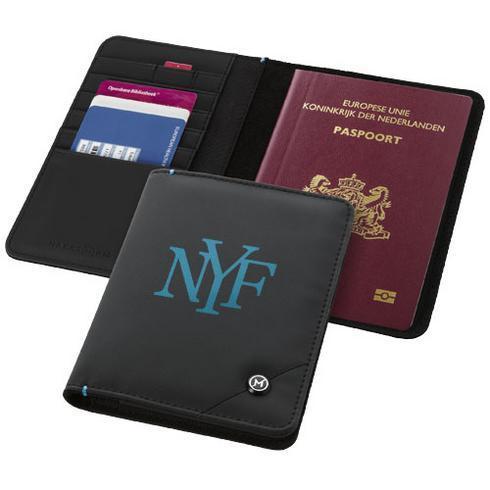 Étui de passeport RFID Odyssey