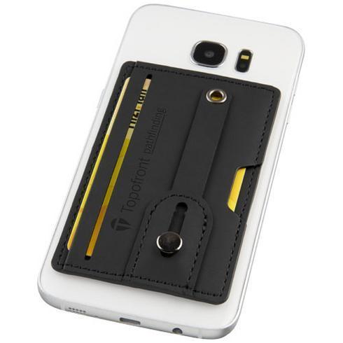 Porte-carte RFID avec dragonne pour téléphone Prime