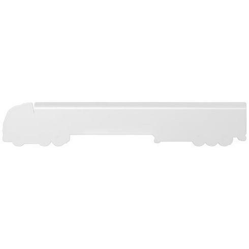 Règle en plastique Loki 30 cm en forme de camion