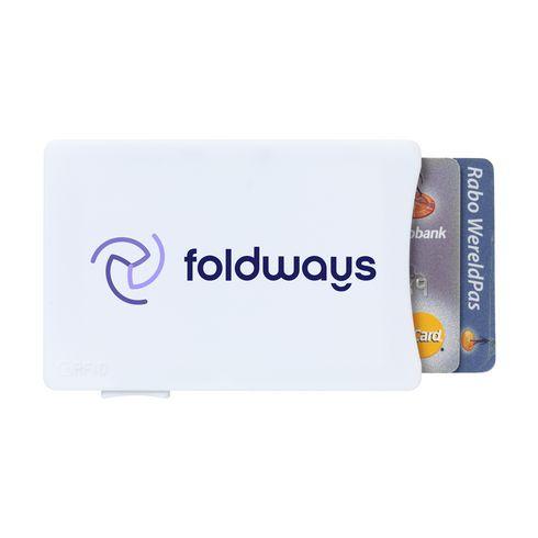 Branded Cardholder Visita with Sliding System